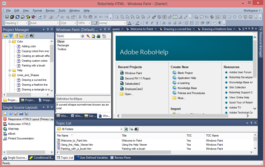 review of adobe robohelp 11